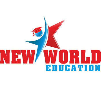 New World Education logo